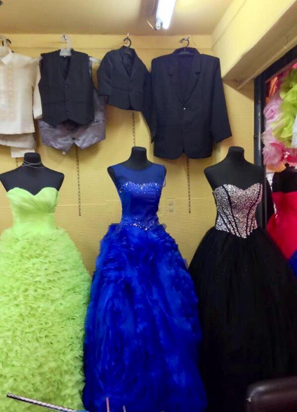 Divisoria JS Prom Dresses