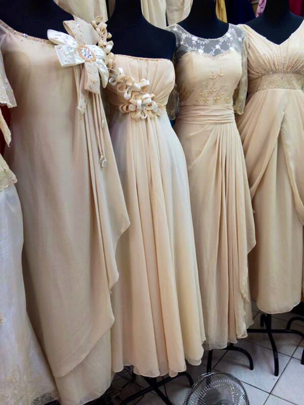 Gowns, Coats and Barongs at Divisoria - The Soapbox FilipinaThe ...