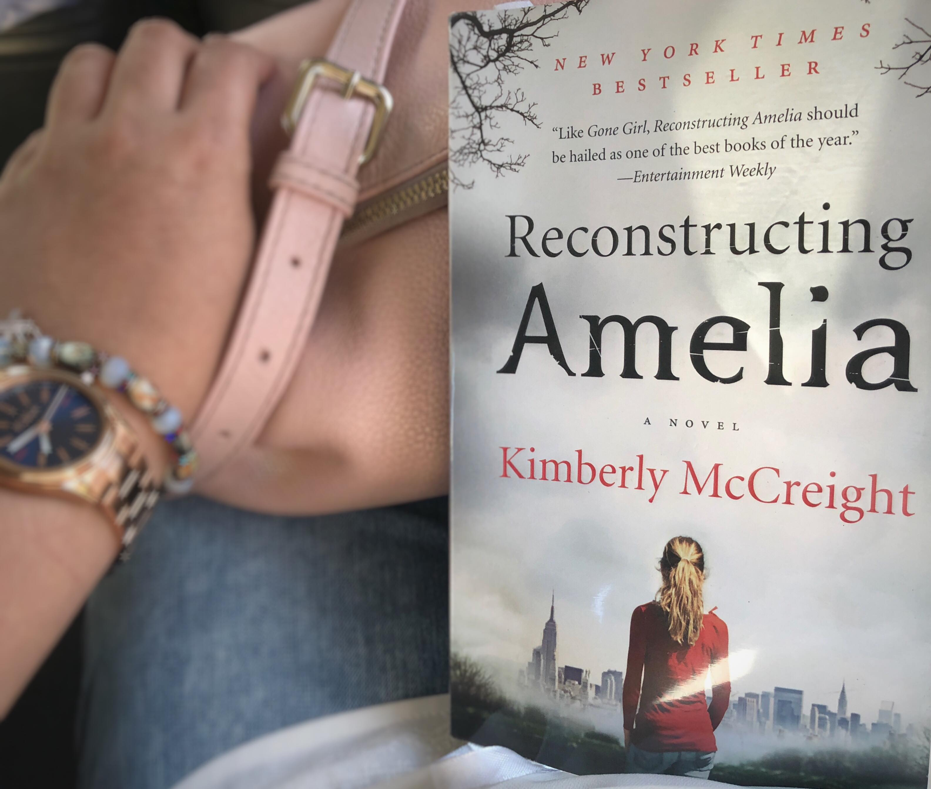 Reconstructing Amelia by Kimberly McCreight - Review ...